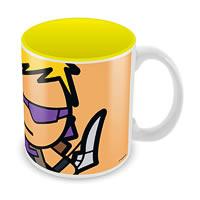 Marvel Kawaii - Hawkeye Ceramic Mug