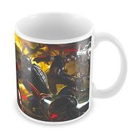 Marvel Iron Man Vs Ultron Ceramic Mug
