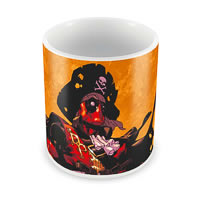 Marvel Deadpool - Skilled Mercenary Ceramic Mug