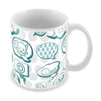 Marvel Kawaii Design Ceramic Mug