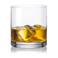 Bohemia Crystal Barline Whiskey Glass, 410 ml - set of 6