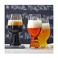 Spiegelau Craft Beer Tasting Kit IPA, Stout and Wheat Beer Crystal Glass - ...