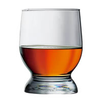 Pasabahce Aquatic Whisky Glass, 315 ml - set of 6