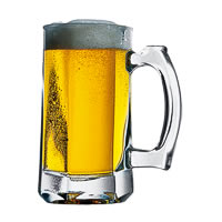 Pasabahce Pub Tempo Beer Mug, 355 ml - set of 2