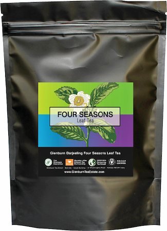 Glenburn Four Seasons Tea, Loose Leaf 227 gm