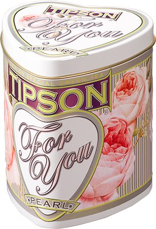 Tipson For You Pearl Loose Leaf Tea 75 gm Caddy