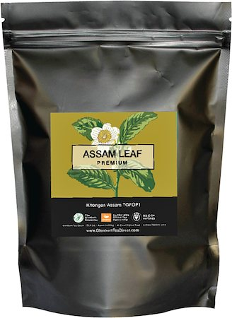 Khongea Assam Leaf Premium Tea, Loose 227 gm