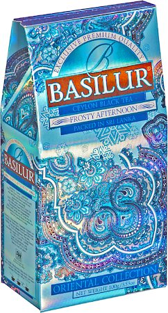 Basilur Oriental Collection Frosty Afternoon Loose Leaf Tea 100 gm