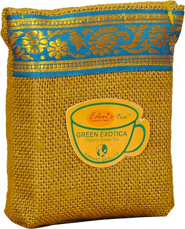 Eden's Green Exotica Loose Leaf Tea 100 gm