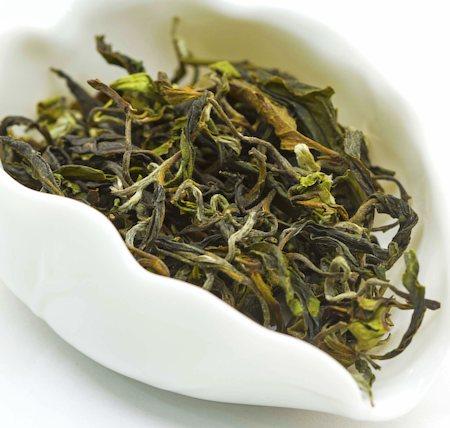 Lochan Glenburn Moonshine First Flush Organic Black Tea, Loose Whole Leaf 50 gm
