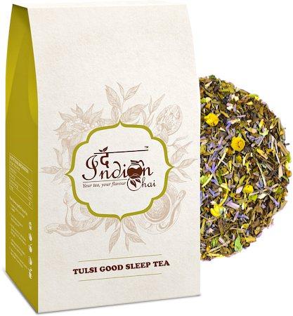 The Indian Chai - Tulsi Good Sleep Herbal Tea, 100 gm