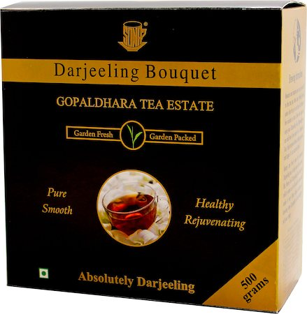 Gopaldhara Darjeeling Bouquet, Loose Leaf Tea 500 gm