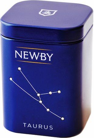 Newby Zodiac - TAURUS English Breakfast, Loose Leaf 25 gm Mini Caddy