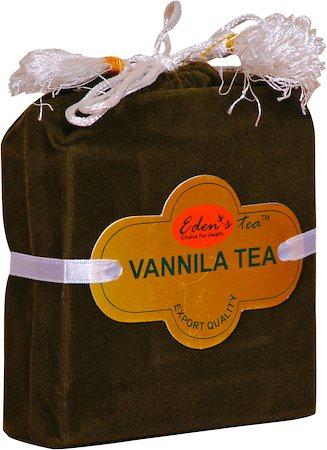 Eden's Vanilla Loose Leaf Tea 100 gm