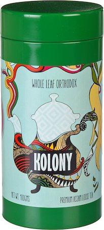 Kolony Premium Assam Whole Leaf Orthodox Tea, 100 gm
