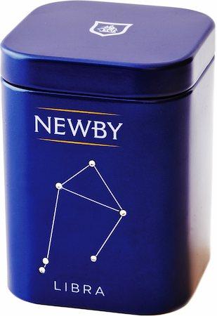 Newby Zodiac - LIBRA Earl Grey, Loose Leaf 25 gm Mini Caddy