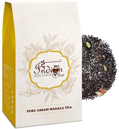 The Indian Chai - Pure Assam CTC Masala Chai, 100 gm