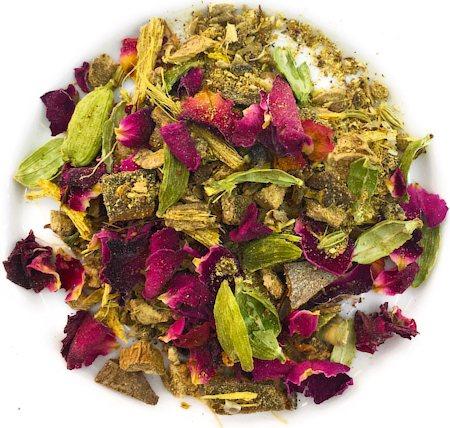 Nargis Ayurvedic Balance Cooling Organic Pitta Tea, 500 gm