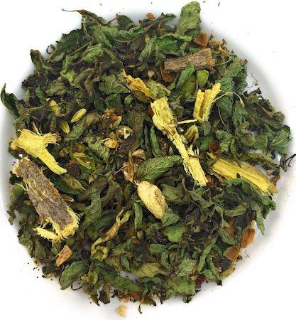Nargis Ayurvedic Stress Free Herbal Tea, 500 gm