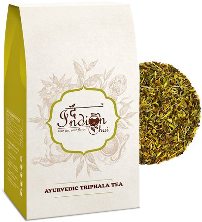 The Indian Chai - Ayurvedic Triphala Herbal Tea, 100 gm