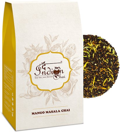 The Indian Chai - Mango Masala Chai, 100 gm