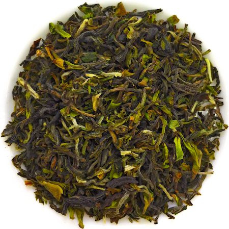 Nargis Dooteriah Darjeeling First Flush Organic Black Tea, Loose Whole Leaf 100 gm