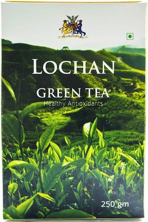Lochan Green Tea, Whole Leaf 250 gm