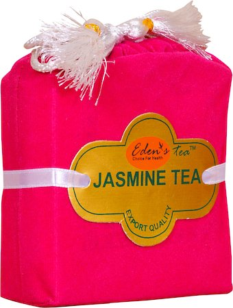 Eden's Jasmine Loose Leaf Tea 100 gm