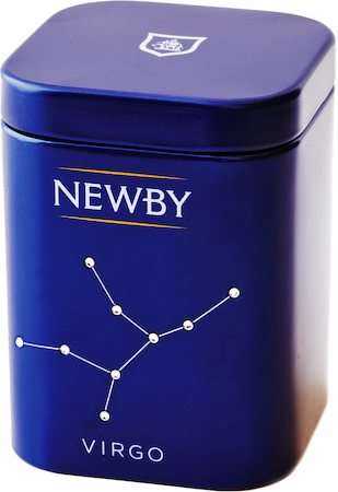Newby Zodiac - VIRGO Gunpowder, Loose Leaf 25 gm Mini Caddy
