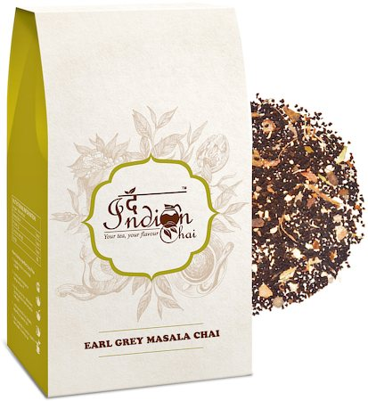 The Indian Chai - Earl Grey Masala Chai, 100 gm
