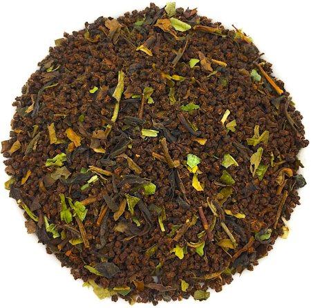 Nargis Exotic Assam Organic Black CTC BOP Tea, 100 gm