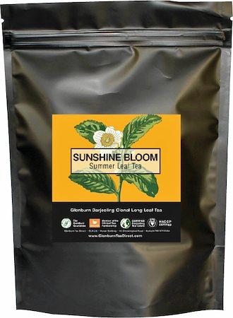 Glenburn Darjeeling Sunshine Bloom Summer Leaf Tea, Loose 113 gm