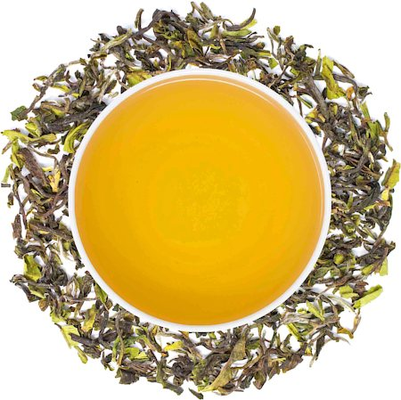 Danta Herbs Darjeeling First Flush Black Tea, Loose Leaf 100 gm