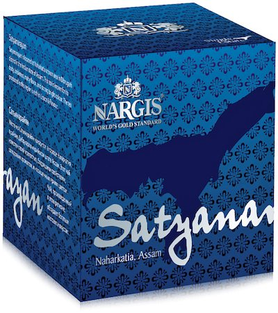 Nargis Satyanarayan Naharkatia Assam Second Flush Black Tea, Loose Leaf 100 gm