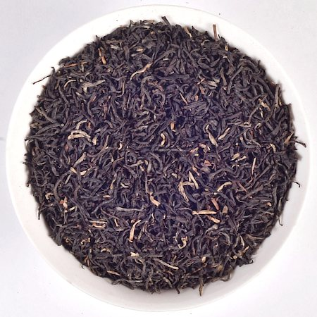Nargis Golden Tip Citrusy Assam Black Orthodox Tea, Loose Leaf Blended 300 gm