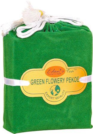 Eden's Green Flowery Pekoe Loose Leaf Tea 100 gm