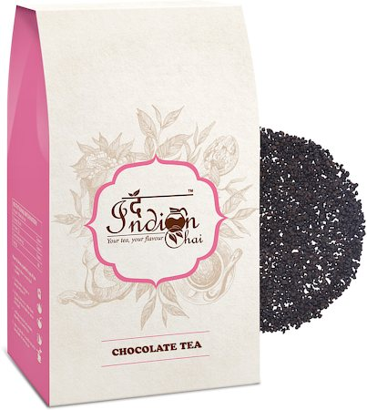 The Indian Chai - Chocolate Assam CTC Tea, 100 gm