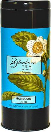 Glenburn Darjeeling Monsoon Tea, Loose 100 gm Caddy