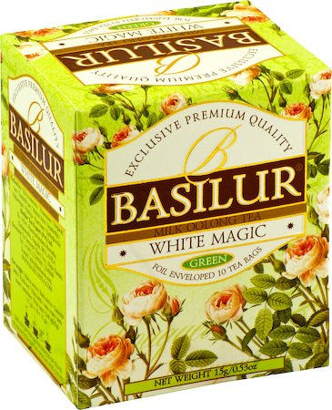 Basilur Bouquet White Magic Tea (10 tea bags)