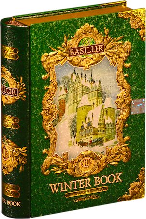 Basilur Tea Book Volume III Loose Leaf 100 gm Caddy