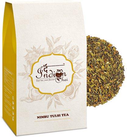 The Indian Chai - Nimbu Tulsi Tisane, 100 gm
