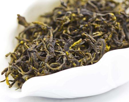 Doke Green Diamond Organic Tea, Loose Whole Leaf 50 gm