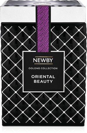 Newby Oriental Beauty Oolong Tea, 100 gm Caddy