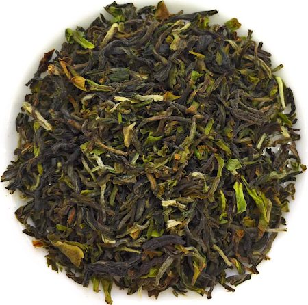 Nargis Balsam Darjeeling First Flush Organic Black Tea, Loose Whole Leaf 100 gm