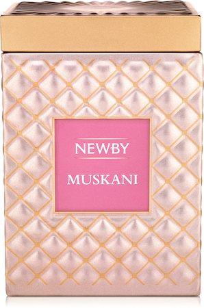 Newby Gourmet Muskani Black Tea, 50 gm Caddy