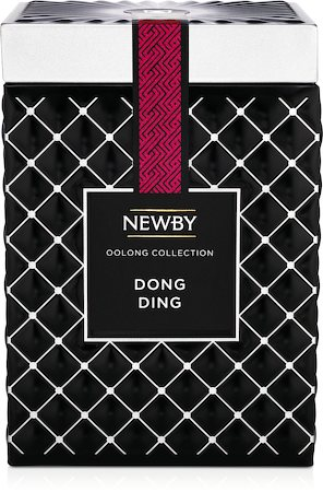 Newby Dong Ding Oolong Tea, 100 gm Caddy