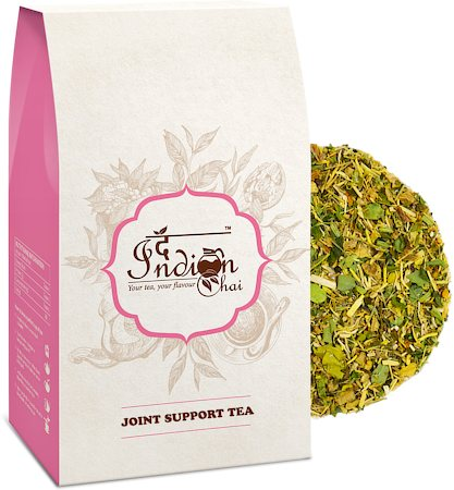 The Indian Chai - Joint Support Herbal Tea, 100 gm