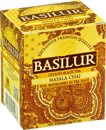 Basilur Oriental Collection Masala Chai Tea (10 tea bags)