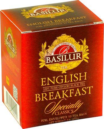 Basilur Specialty Classics English Breakfast Tea (10 tea bags)