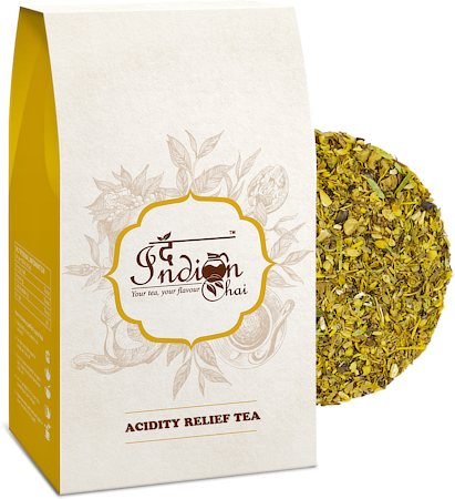 The Indian Chai - Acidity Relief Herbal Tea, 100 gm